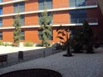 Vista exterior Residencia
