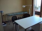Sala de exploración y diagnóstico